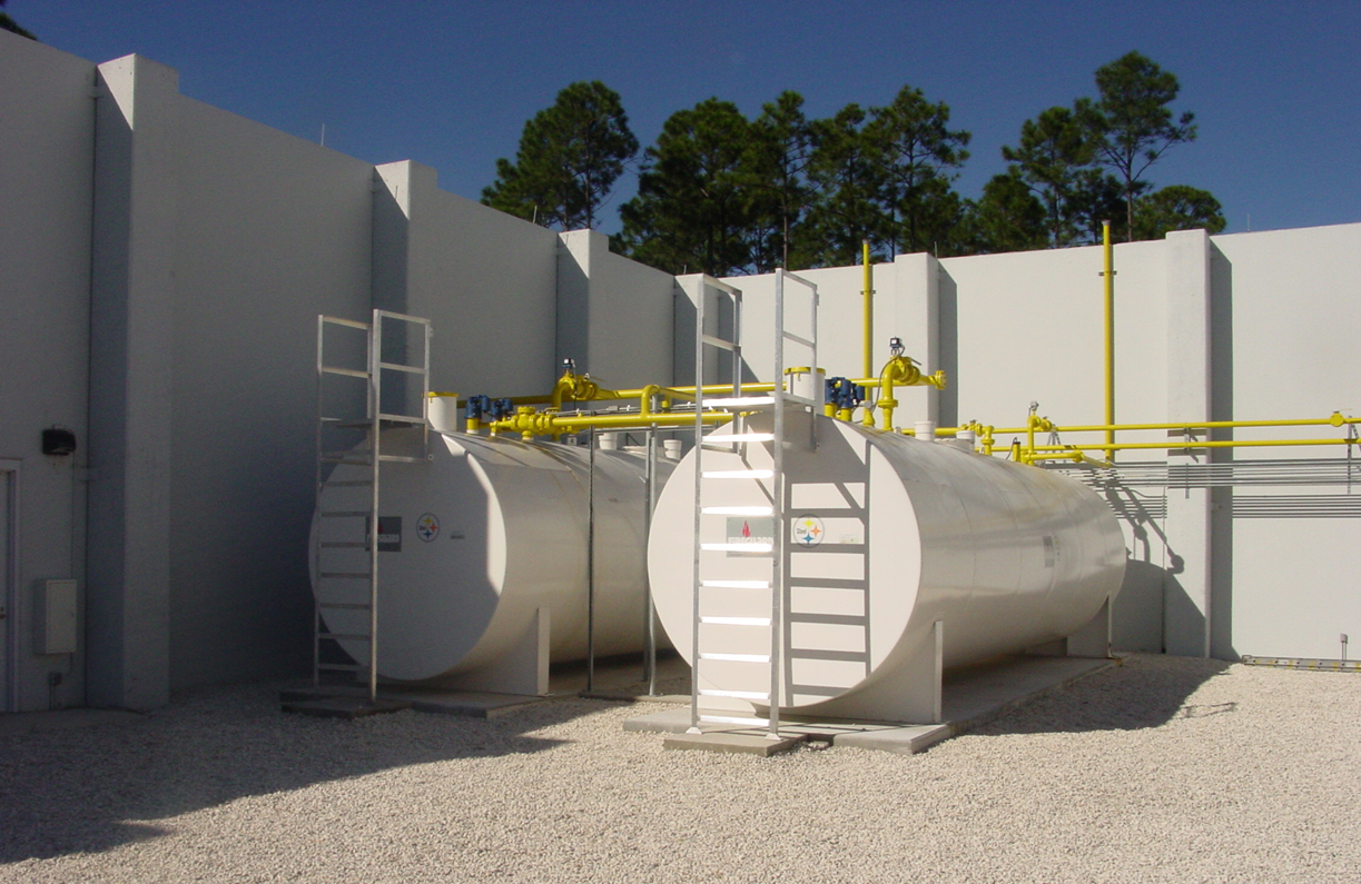 ABOVEGROUND FUEL STORAGE TANKS